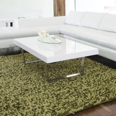 Tucci Coffee Table Color: White