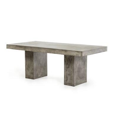Lipscomb Dining Table Finish: Dark Gray