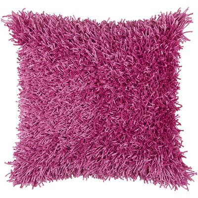 Maeda Throw Pillow Color: Pink