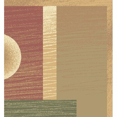 Dall Area Rug Rug Size: 33 x 52