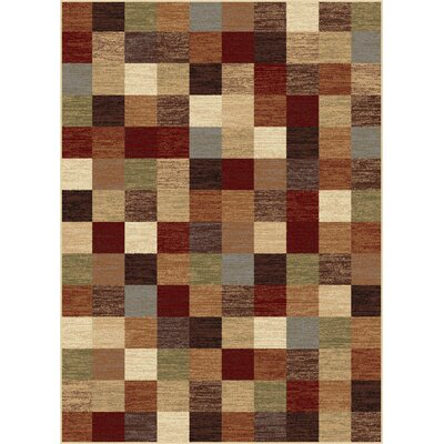 Hartle Multi Area Rug Rug Size: Rectangle 53 x 73