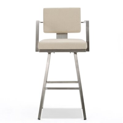 Stave Single Bar Stool
