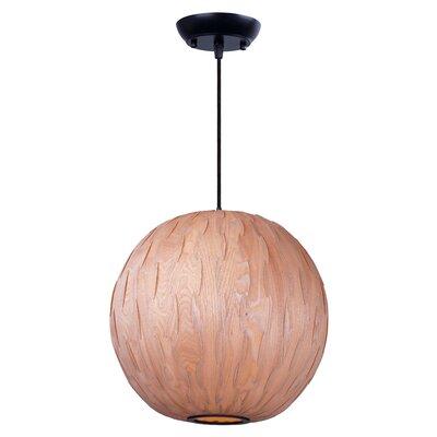 Melrose 1-Light Globe Pendant Size: 135.75 H x 16 W x 16 D