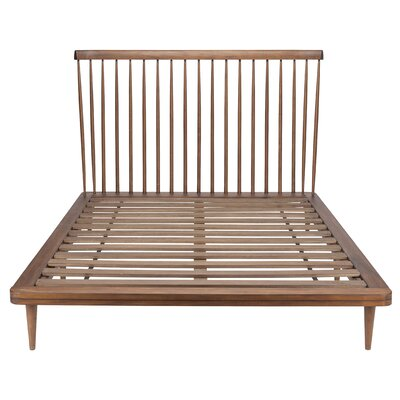Drennon Platform Bed Size: King