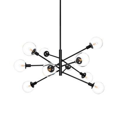 Cohen Orb Cluster Pendant