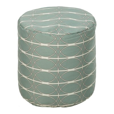 Dubose Ice Outdoor Pouf
