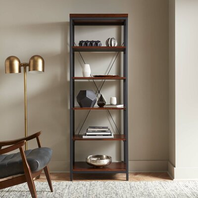 Brayden Studio Graddy Bookcase