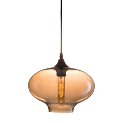 Gravley 1-Light Mini Pendant