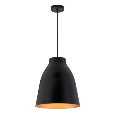 Curtsinger 1-Light Mini Pendant