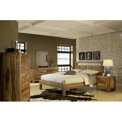 Granberry Platform Customizable Bedroom Set