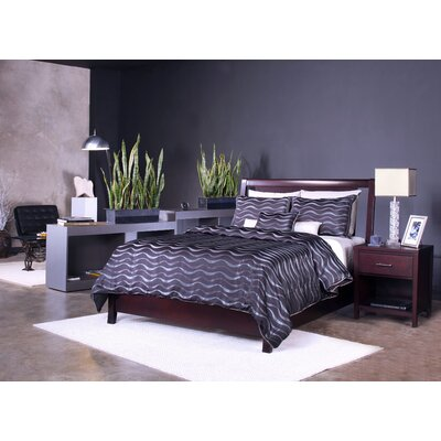Custis Platform Customizable Bedroom Set
