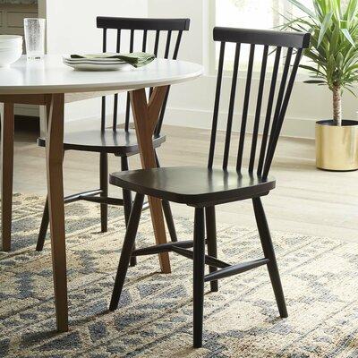 Brayden Studio Driftwood Side Chairs (Set of 2)