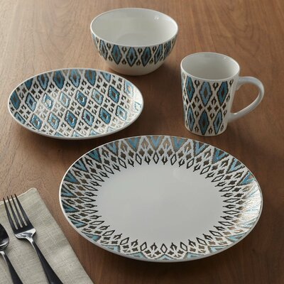 Paragon 16 Piece Dinnerware Set