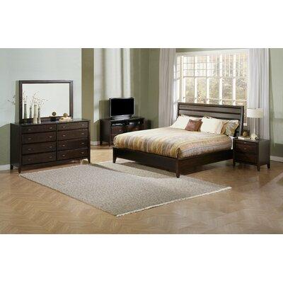 Desi Platform Customizable Bedroom Set