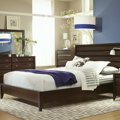 Desi Platform Bed Size: Queen
