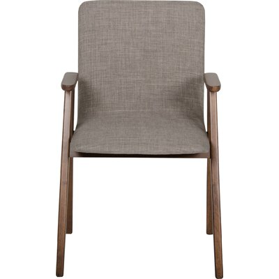 Tuel Arm Chair Upholstery Color: Sesame