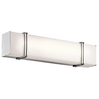 Brayden Studio Engebretson 1 Light Bath Bar