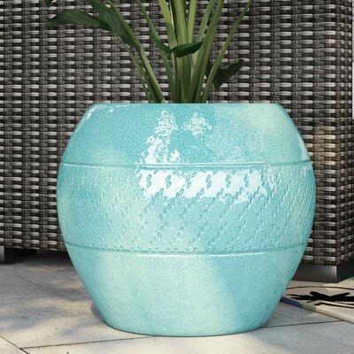 Brayden Studio Mchale Ceramic Pot Planter
