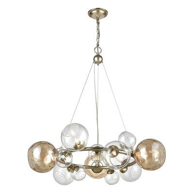 Vanwinkle 9-Light Pendant