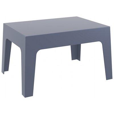 Bence Coffee Table Finish: Dark Grey