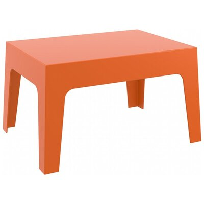 Bence Coffee Table Finish: Orange
