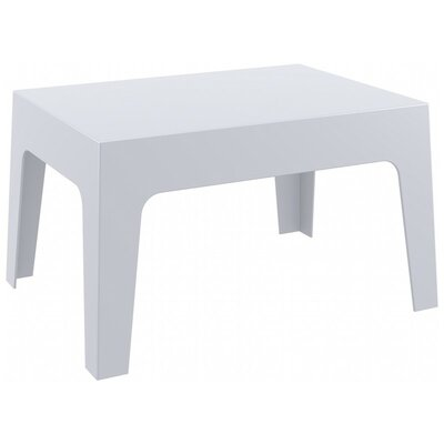 Bence Coffee Table Finish: Silver Grey