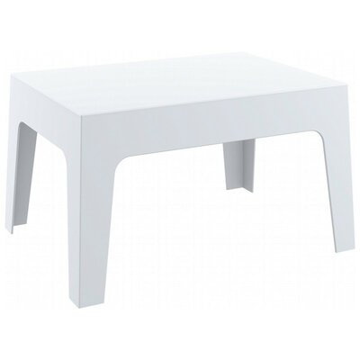 Bence Coffee Table Finish: White