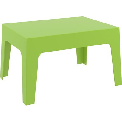 Bence Coffee Table Finish: Tropical Green