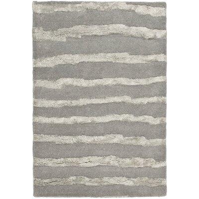 Avonmore Grey Area Rug Rug Size: 36 x 56