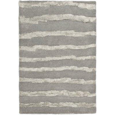 Avonmore Grey Area Rug Rug Size: 2 x 3
