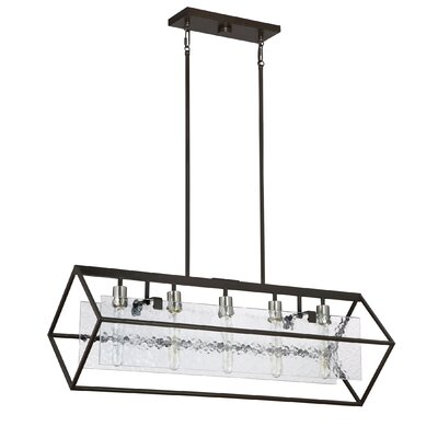 Viveros 5-Light Kitchen Island Pendant