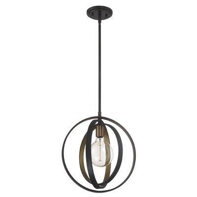 Viviano 1-Light Foyer Pendant