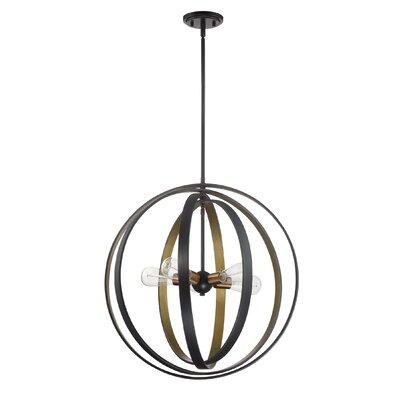 Viviano 5-Light Foyer Pendant