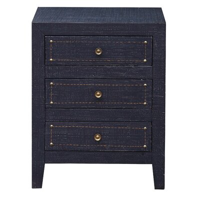 Boisvert 3 Drawer Dresser