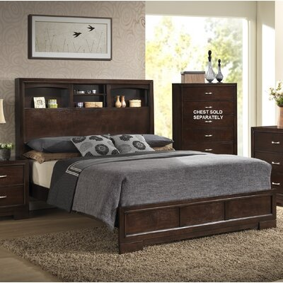 Voigt Storage Panel Configurable Bedroom Set