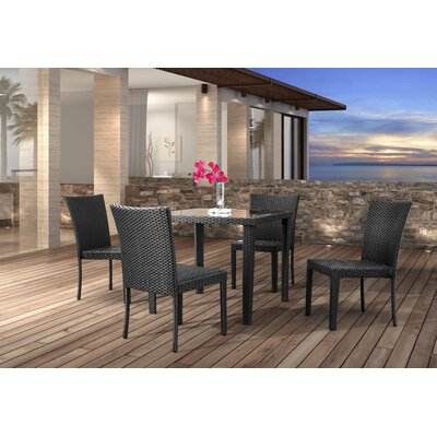 Highlawn 5 Piece Patio Dining Set