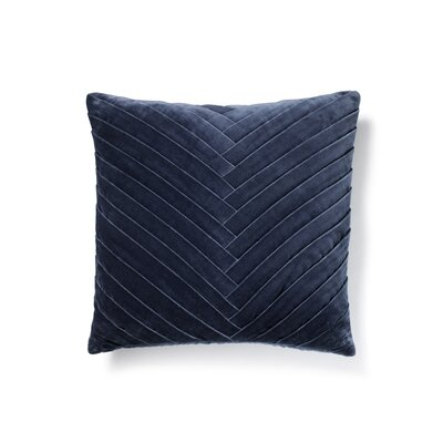 Brayden Studio Northwick Cotton Velvet Throw Pillow
