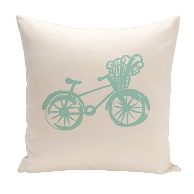 Chesser Decorative Outdoor Pillow Size: 20 H x 20 W x 1 D