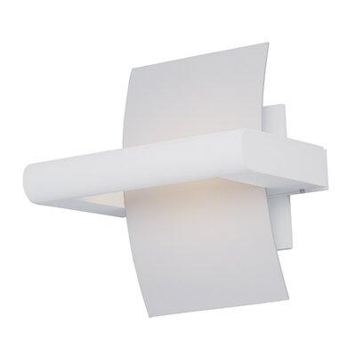 Brayden Studio Mahpee AL 1-Light LED Wall Mount