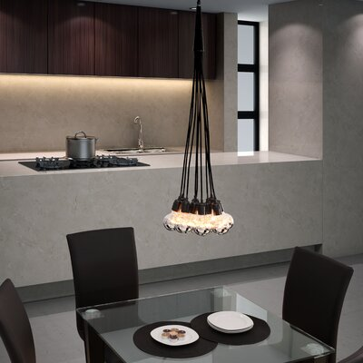 Backstrom 10-Light Cluster Pendant