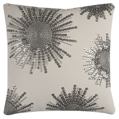 Melora Cotton Throw Pillow