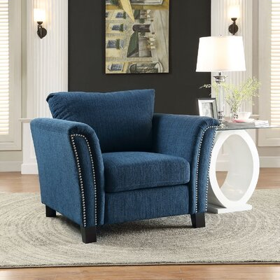 Pickens Armchair Color: Dark Teal