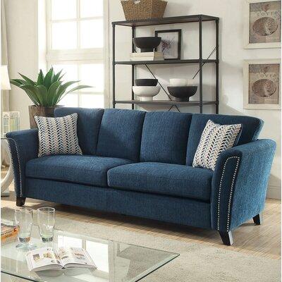 Pickens Sofa Upholstery: Dark Teal