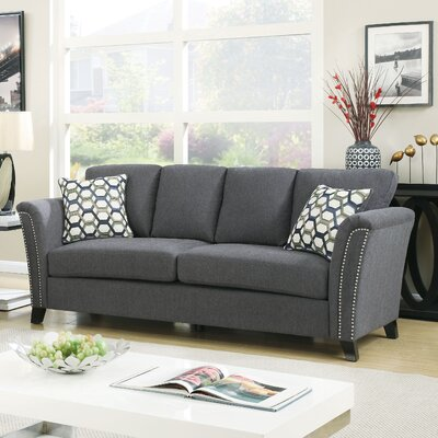 Pickens Sofa Upholstery: Gray