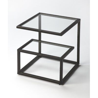 Alaimo Bunching Table Finish: Black