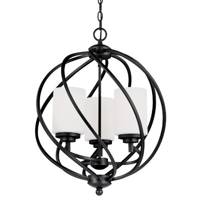 Redington 3-Light Foyer Pendant