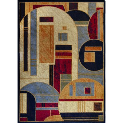 Brinn Area Rug Rug Size: Rectangle 52 x 72