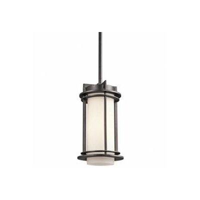 Brayden Studio Nicholas 1-Light Outdoor Pendant