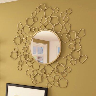 Brayden Studio Modern Mirror