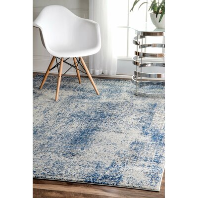 Citium Blue Area Rug